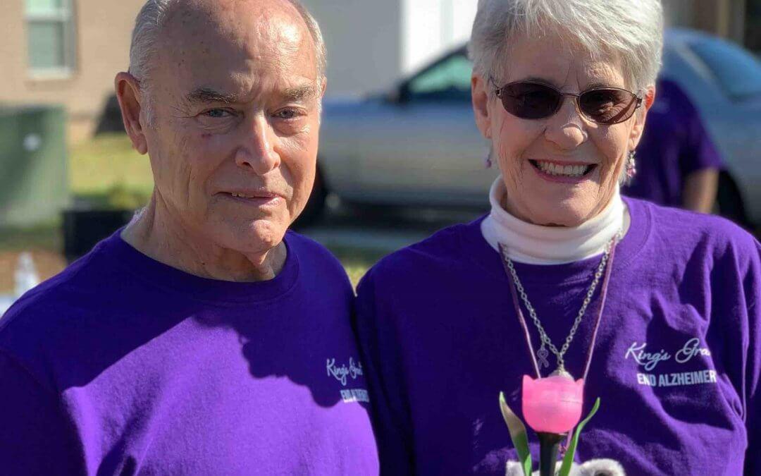 King's Grant Alzheimer's Walk