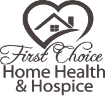 First Choice Home Health and Hospice Logo