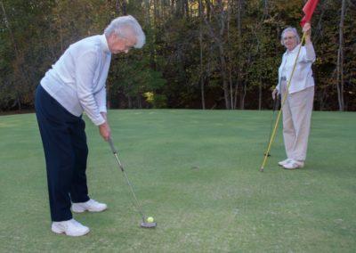 Golfing 1