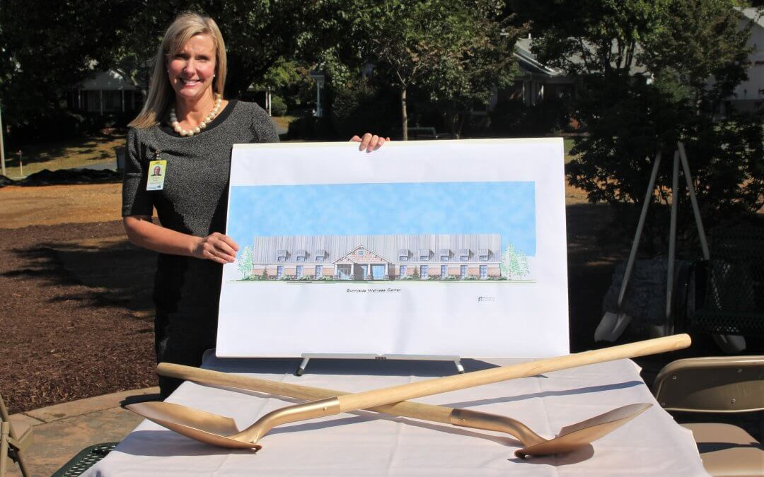 Sunnyside Breaks Ground