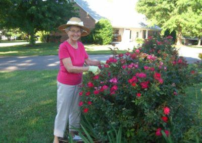 KG-Resident Gardening