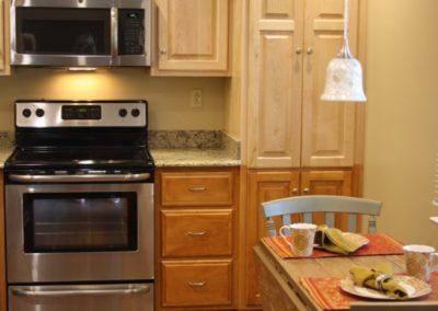 Patio Home Kitchen 2