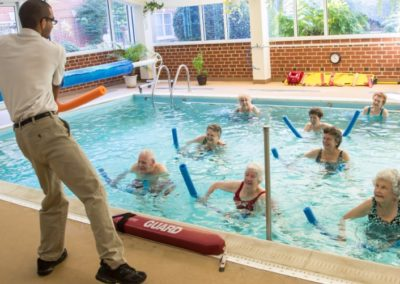 Pool Exercise Class