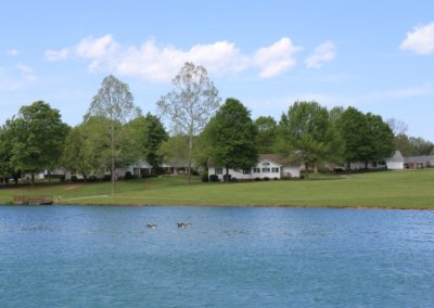 Signature Shot - Cottage on Lake