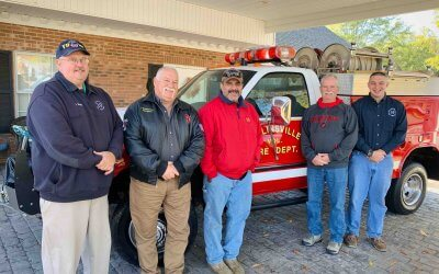 King's Grant First Responder Event